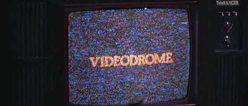 screencap from Videodrome